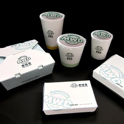 麥味登連鎖早餐店品牌形象與空間規劃設計